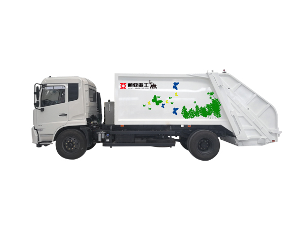 TONGYA AUTO Garbage compression truck
