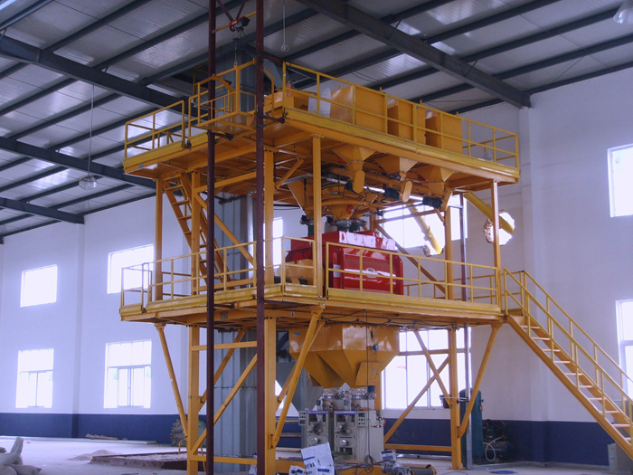 XIN Workshop Type Dry Mortar mixing plant