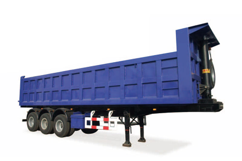 ZHONGTONG Tipper semi trailer Semi trailer