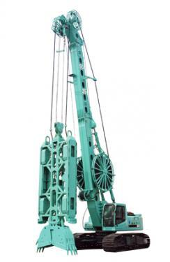 JINGTAI SG35A Hydraulic Diaphragm Wall Grabs