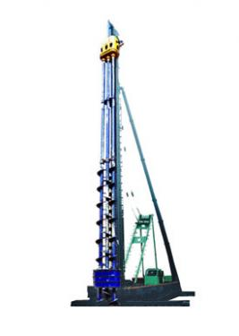 JINGTAI ZKD85A-3 Multi-shafts Diaphragm Wall Drilling Rig