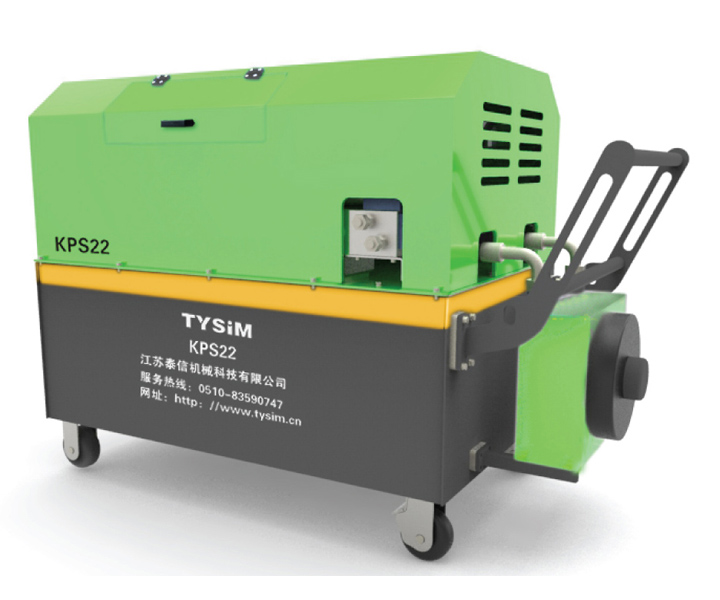 TYSIM KPS22 Pump Station