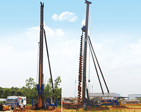 CHTC JVU160 Multifunctional drilling rig