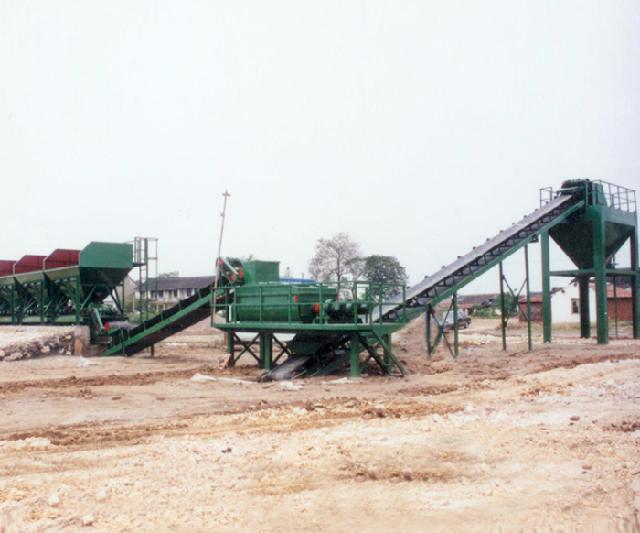 WUXI XUETAO GROUP WCB series factory-mixed stable soil equipment