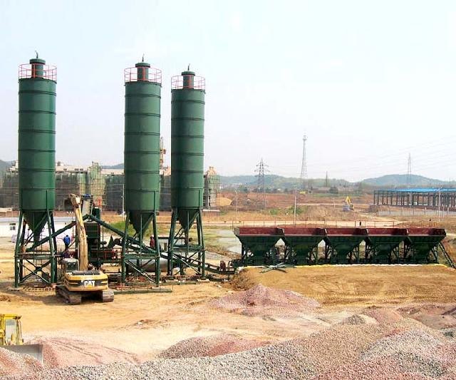 WUXI XUETAO GROUP SWCB series factory-mixed stable soil equipment