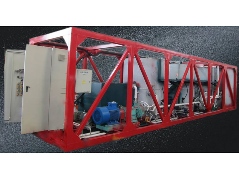 METONG MTR10A Modified Emulsion Bitumen Equipment