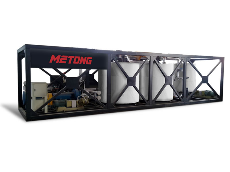 METONG MTG15 Modified Asphalt Equipment