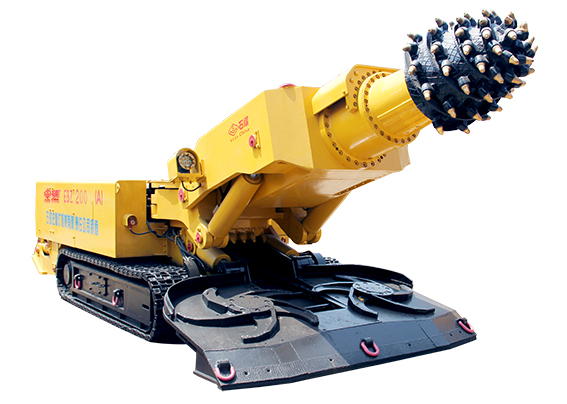 Shijiazhuang Coal Mining Machinery EBZ200(A)TBM  Roadheaders