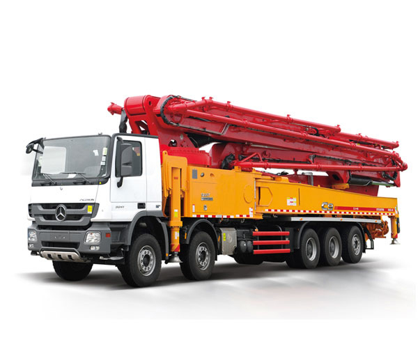 SANY SYG5530THB 62-HP Truck-mounted Concrete Pump