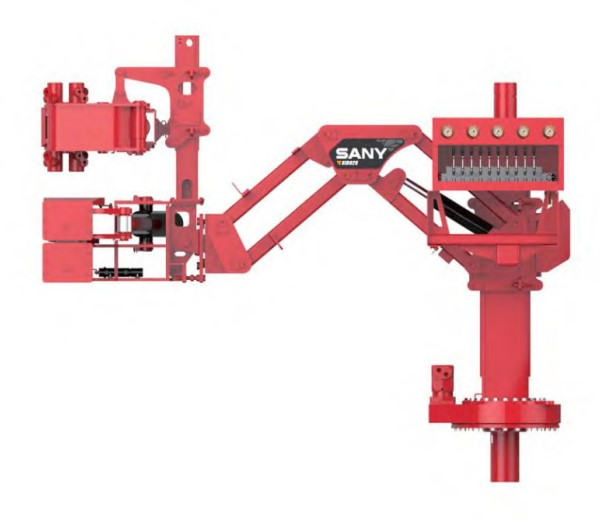 SANY SIR100 Complete Plant for Wellhead Automation System