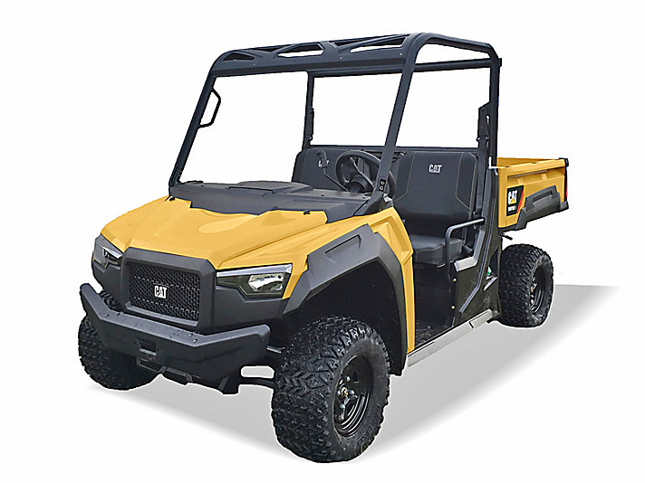 Cat Utility Vehicles CUV102 D