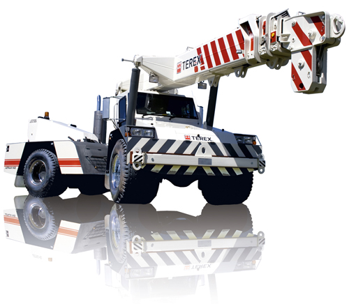 TEREX AT 22 Pick and carry cranes