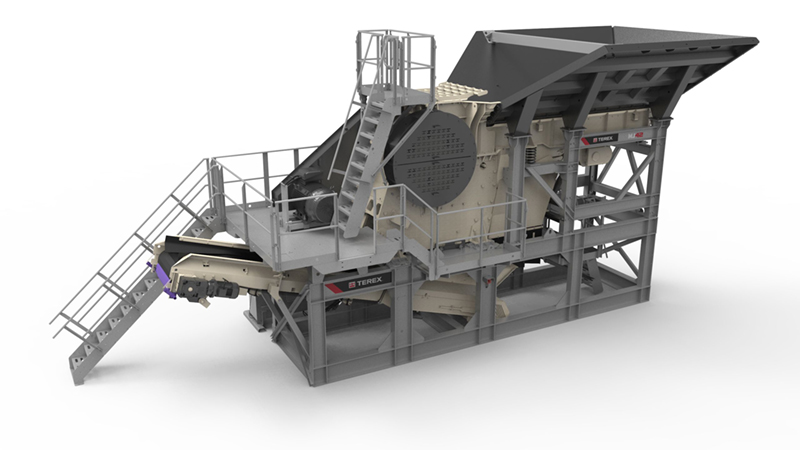 TEREX MJ42 Modular Jaw Crusher