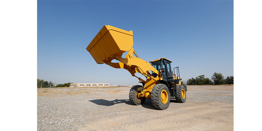SEM636D for India Wheel Loader