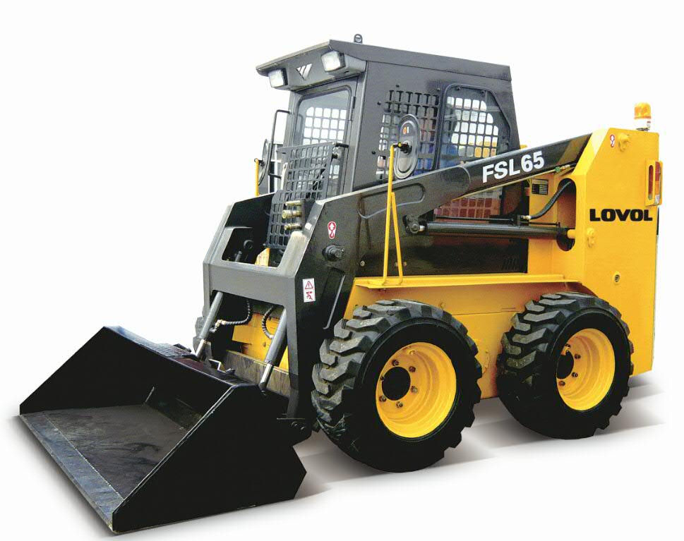 Lovol FSL60 Skid Steer Loader