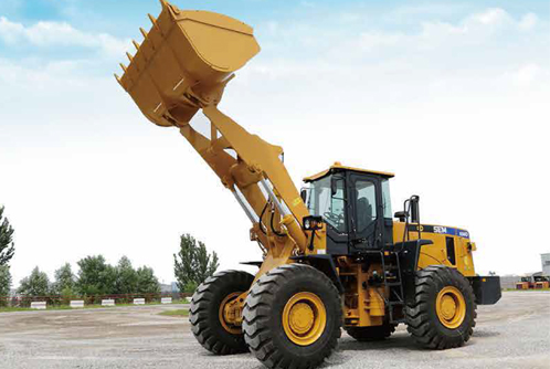 SEM656D (Cummins) Wheel Loader