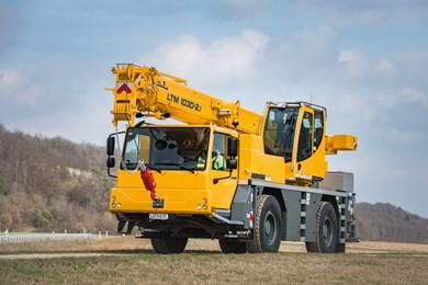 Liebherr Truck Crane for Sale Liebherr Truck Crane price list_Total