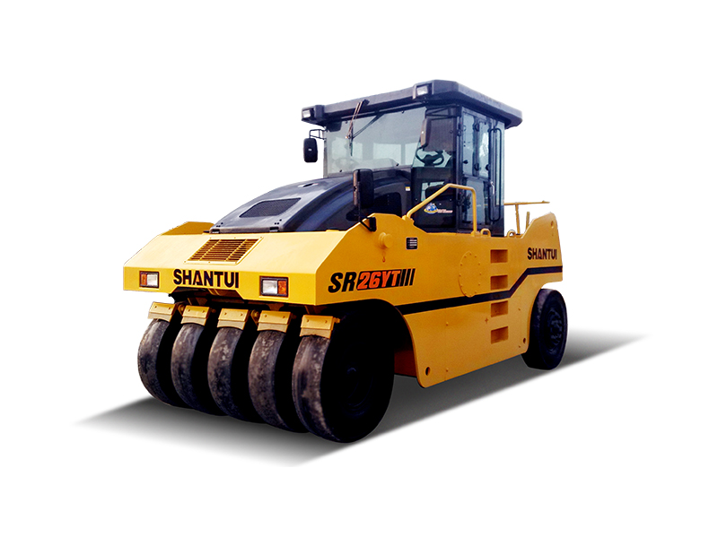 Shantui SR26YT Wheel Road Roller