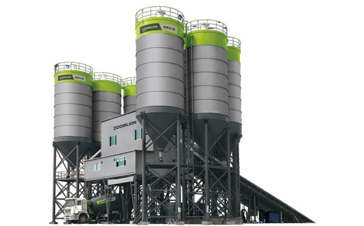 Zoomlion HZS90P Mixing Plants