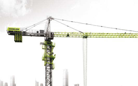 Zoomlion TC6520-10 Hammerhead Tower Crane