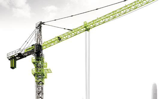 Zoomlion TC7035B-16 Hammerhead Tower Crane