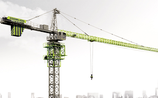 Zoomlion D800-42 Hammerhead Tower Crane