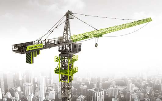 Zoomlion D5200-240 Hammerhead Tower Crane
