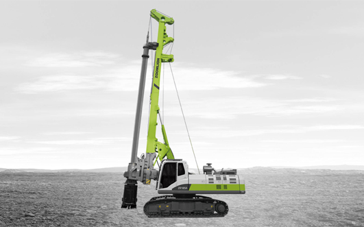 Zoomlion ZR160A-1 Rotary Drilling Rig