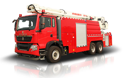 Zoomlion 5320JP32 Water Tower Fire Fighting Vehicle
