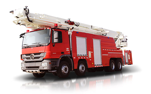 Zoomlion JP60 Water Tower Fire Fighting Vehicle