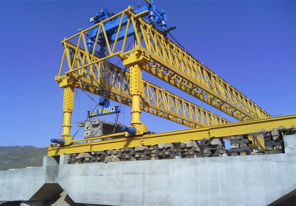 XCMG TJ series highway bridge girder erection machine Bridge Girder Erection Machine