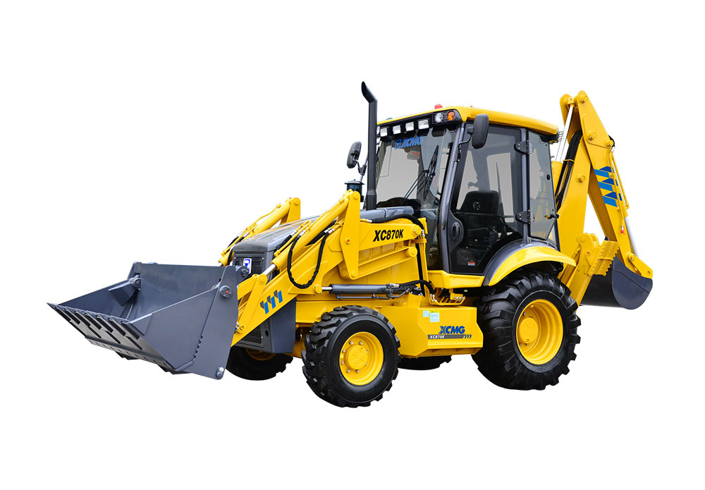 XCMG XC870K-XC870HK Backhoe loader