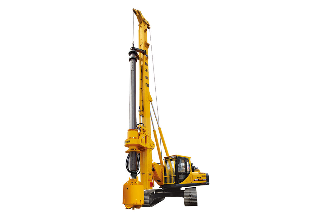 XCMG XR120D Rotary Drilling Rig