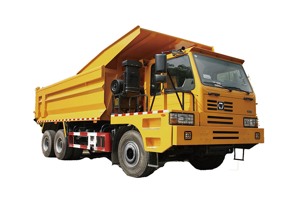 XCMG TFW53H Off-road heavy-duty tipper