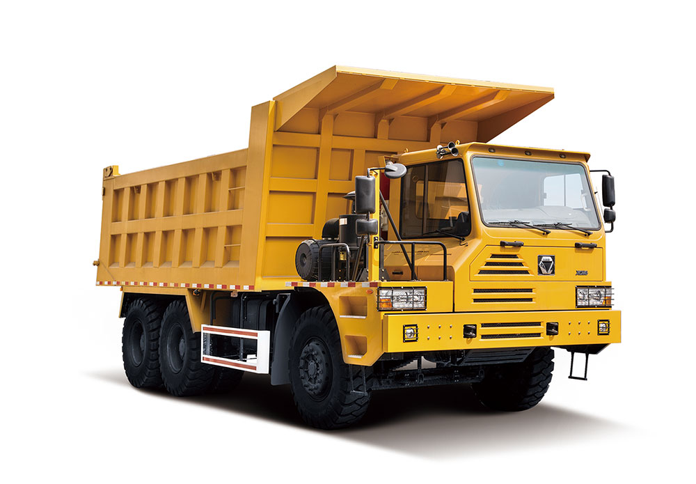 XCMG TFW113 Off-road heavy-duty tipper