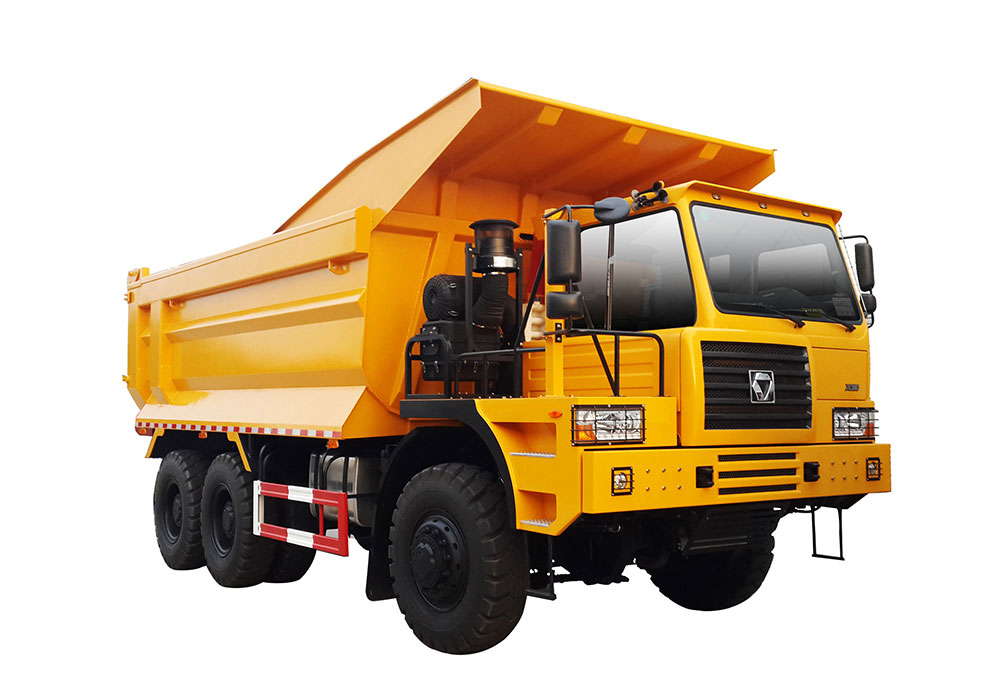 XCMG TNM112 Off-road heavy-duty tipper