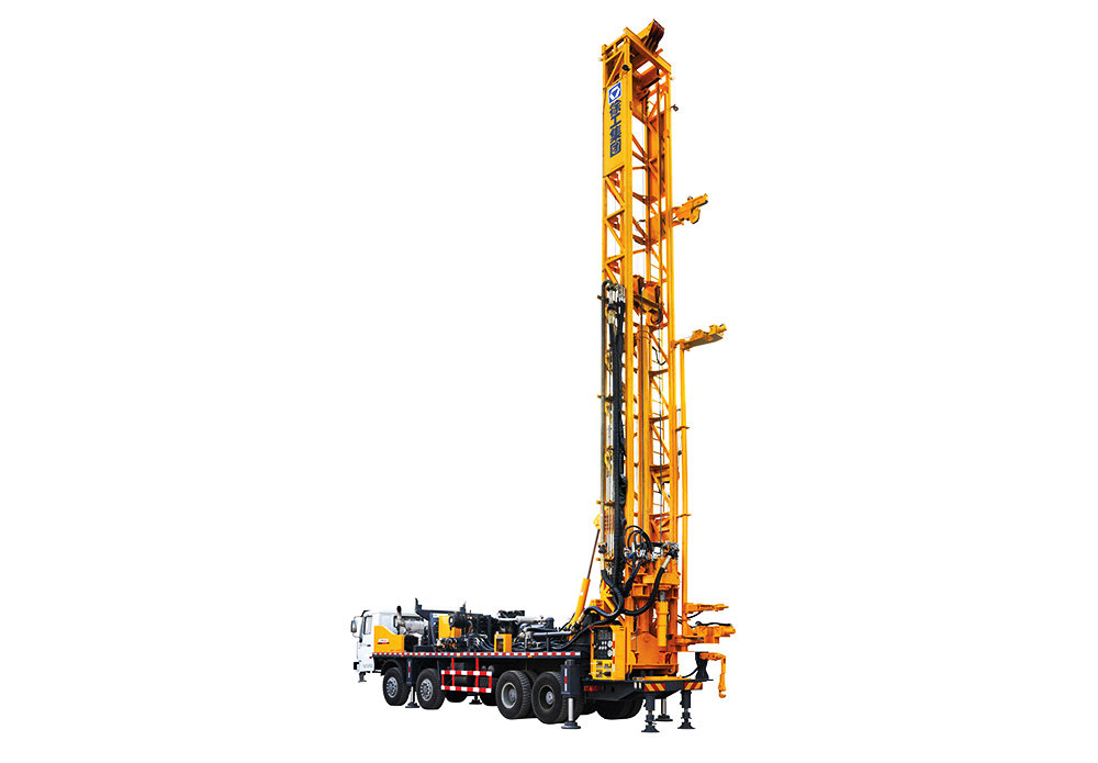 XCMG XSC400 Deep Well Drilling Rig