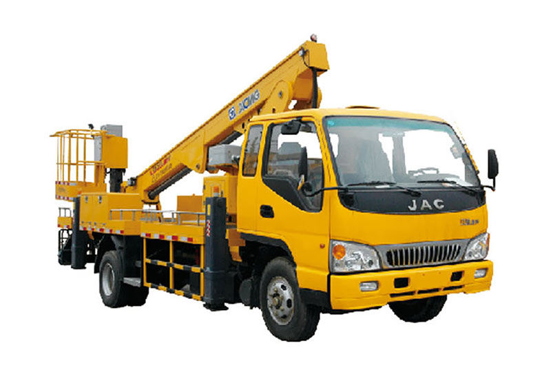 XCMG XZJ5082JGK Telescopic Aerial Working Vehicle