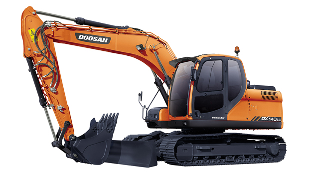 DOOSAN DX140LC Heavy Excavators