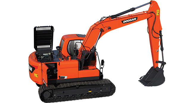 DOOSAN DX140LCA Heavy Excavators