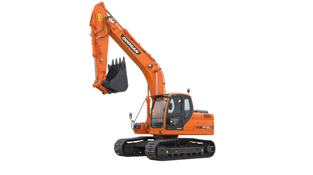 DOOSAN DX180LC Heavy Excavators
