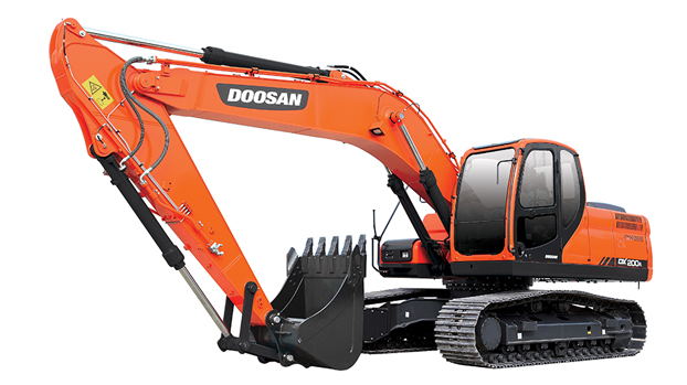 DOOSAN DX200A Heavy Excavators