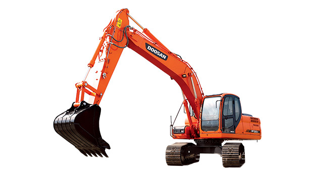 DOOSAN DX220A Heavy Excavators