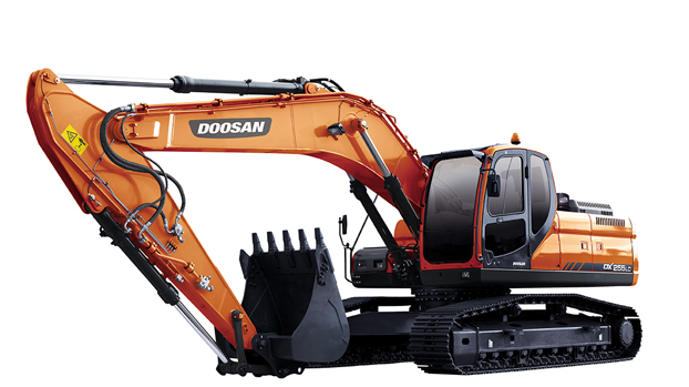 DOOSAN DX225LC Heavy Excavators