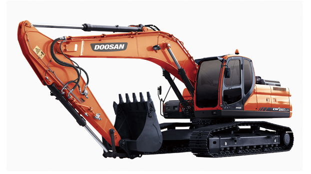DOOSAN DX260LCA Heavy Excavators