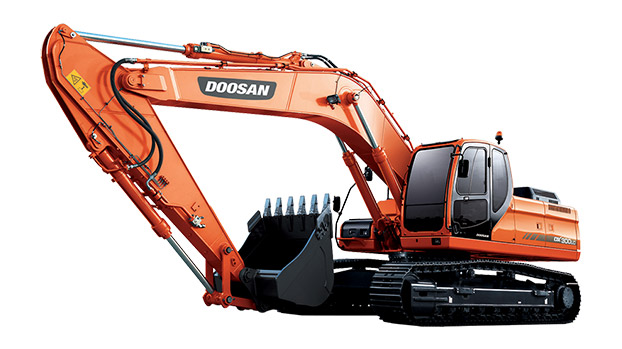 DOOSAN DX300LC Heavy Excavators