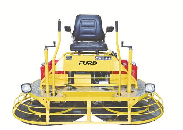 FURD FMG-S36 Ride-on Concrete Power Trowel