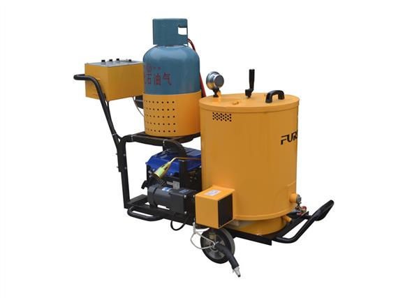 FURD FGF-60 Asphalt Crack Sealing Machine