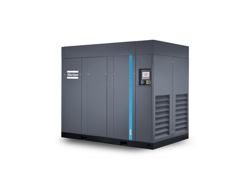 Atlas Copco G, state-of-the-art oil-injected air compressors Oil-free air blowers