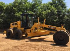 LUTONG PY220C  Hydrodynamic Self-propelled motor grader ballgrader
